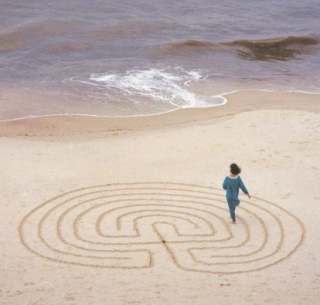 To Sacred Labyrinths